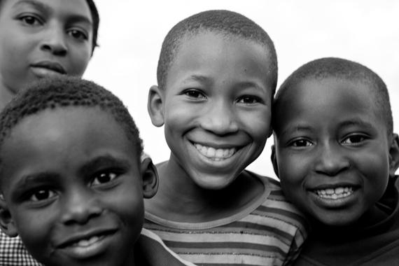 Kinder aus Thumaita, ph: Uwe Hauth